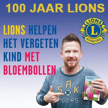100 Jaar Lions in het teken van Het Vergeten Kind